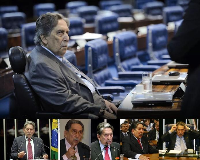 Cafeteira no senado: o fechamento de uma trajetória rica do mais bem sucdidos e intrigantes políticos do último século no Maranhão