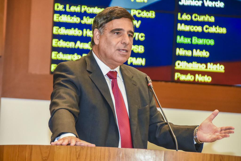 Max Barros: um quadro parlamentar de excelência que vai deixar a Assembleia Legislativa