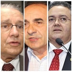 José Reinaldo muda rota, ouve Sebastião madeira e declara apoio a Roberto Rocha