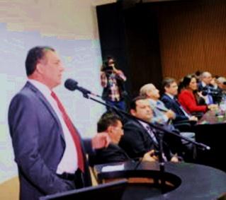 Cleomar Tema defende o Pacto Federativo para resolver as finanças municipais