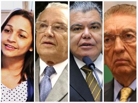 Eliziane Gama enfrenta pressão, Jozé Reinaldo se choca com tucanos e Sarney Filho e Edison Lobão quase no cada um por si