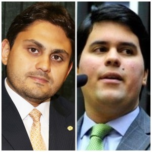 Juscelino Filho (DEM) e André Fufuca (PP) sofreram pressões, mas ficaram com Flávio Dino