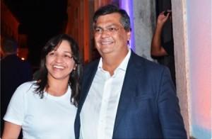 Eliziane Gama vai para a disputa de vaga no  Senado com o apoio de Flávio Dino
