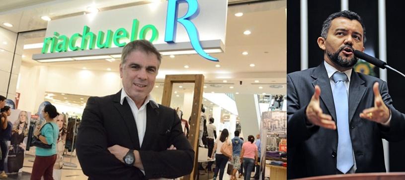 Flávio Rocha será recepcionado em São Luís por Cléber Verde
