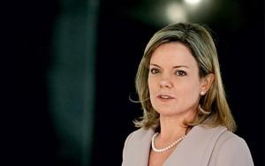 Gleisi Hoffmann absolvida da acusação de corrupção