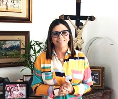 Roseana Sarney se prepara para a difícil campanha que vai enfrentar nos próximos meses
