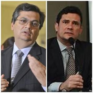 Flávio Dino critica duramente as decisões de Sérgio Moro, principalmente em relação a Lula da Silva