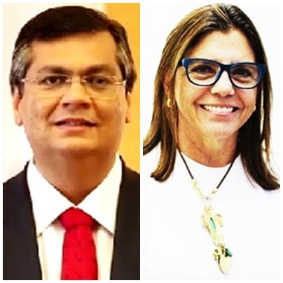 Flávio Dino e Roseana Sarney comandarão as maiores coligações